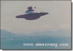 UFO over Mexico