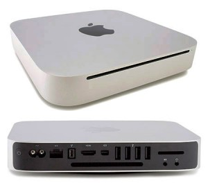 Apple's Mac Mini with HDMI connector